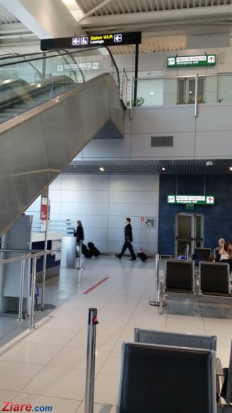 Ancheta a Consiliului Concurentei la Aeroportul Otopeni