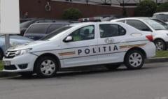 Ancheta a politistilor din Ilfov, dupa un accident cu sapte masini produs la Jilava, in timpul unei urmariri
