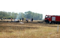 Ancheta la Galati pentru accidentul aviatic de la Stancuta