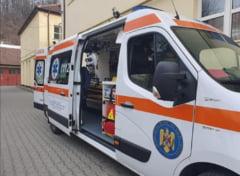 Ancheta la Serviciul de Ambulanta Dambovita dupa decesul unui pacient confirmat cu Sars-Cov-2