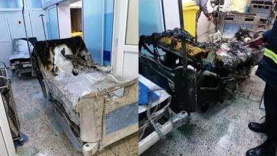 Ancheta privind incendiul de la Spitalul Piatra Neamt. Investigatorii cer mai multe date medico-legale DOCUMENT