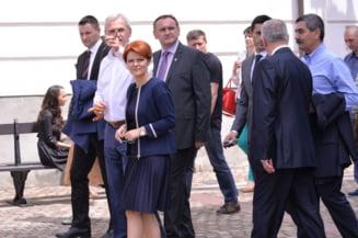Anchetata de DNA, Olguta Vasilescu si-a depus candidatura pentru un nou mandat la Craiova