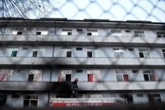 """Anchetatorii au terminat cercetarea la spitalul """"Matei Bals"""". INSEMEX va face o expertiza tehnica pentru a stabili cauzele incendiului"""