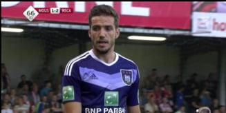 Anderlecht, victorie importanta in Belgia. Alex Chipciu a oferit o pasa de gol (Video)