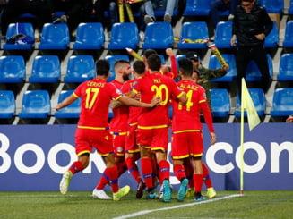 Andorra, victorie istorica in fata Moldovei, in preliminariile EURO 2020. Prima victorie in calificarile pentru un European (Video)