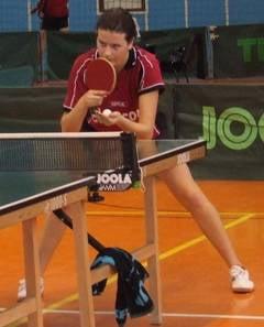 Andrada Vincze a ratat Campionatul Mondial de senioare