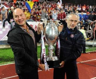 """Andrea Mandorlini: """"La CFR Cluj sunt hoti si tradatori!"""""""