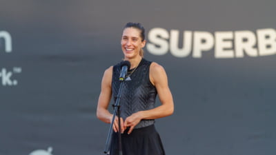 Andrea Petkovic, după ce a învins încă o jucătoare din România: Să nu mă trimiteți pe terenul 25! VIDEO