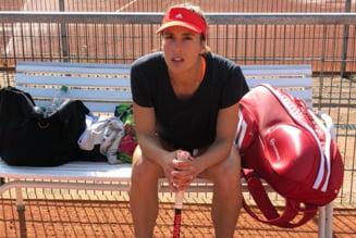 Andrea Petkovici reactioneaza dur dupa victoria Simonei Halep de la Roland Garros: Pentru toti 'haterii', gura mica!