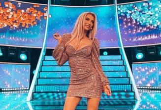 "Andreea Balan, atacata intr-un punct sensibil: ""O sa iasa iar discutii"". Cine e criticul de moda care a ""intepat-o"" pe artista"