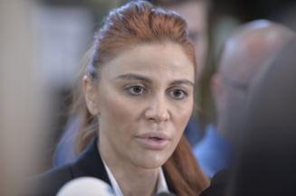 Andreea Cosma, 4 ani de inchisoare cu executare. Condamnare in Dosarul Ciuperceasca pentru deputatul PSD