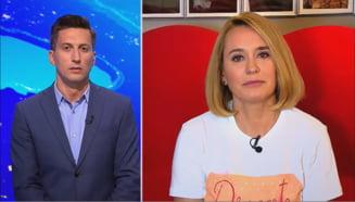 """Andreea Esca a batut Guvernul, pe tema comunicarii privind Covid-19. De ce mesajul vedetei Pro TV nu i-a convins pe """"fanatici"""""""