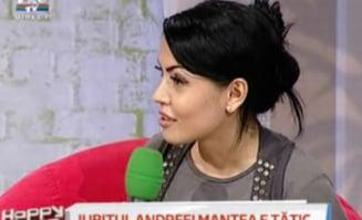 Andreea Mantea: Nu l-am despartit pe Andrei de fosta sotie