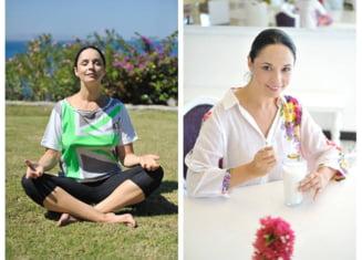 Andreea Marin, despre cum a slabit si cura de detoxifiere urmata