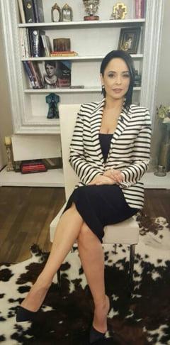 Andreea Marin revine in televiziune