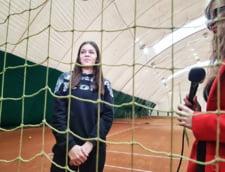 Andreea Mitu, campioana la dublu intr-un turneu din Italia