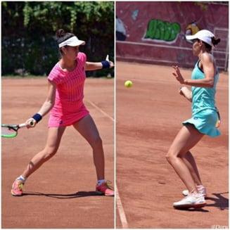Andreea Mitu a pierdut finala turneului ITF ''Ilie Nastase'' de la Arad