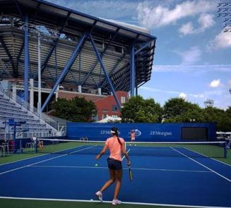Andreea Mitu si Marius Copil, eliminati in calificarile US Open