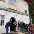 Andreea Moldovan, revocata de la Ministerul Sanatatii, asteptata cu flori la Spitalul din Brasov unde va continua sa lucreze