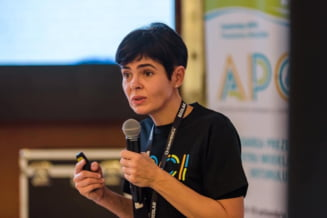 Andreea Moldovan a fost angajata la Organizatia Mondiala a Sanatatii. Functia pe care o va ocupa secretarul de stat demis din Ministerul Sanatatii