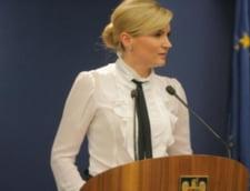 Andreea Paul: Caderea Guvernului Ungureanu va provoca turbulente in economie