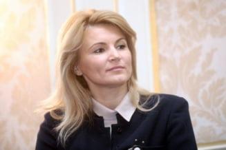 Andreea Paul: Elena Udrea da semne de disperare