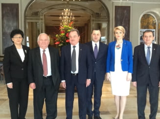 Andreea Paul: Sotia Daciana e cea mai mica problema a listei PSD si PC pentru europarlamentare