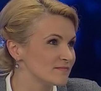 Andreea Paul-Vass: Romania are nevoie de o femeie presedinte sau premier