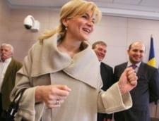 Andreea Paul Vass, pe locul lui Ariton, la Ministerul Economiei