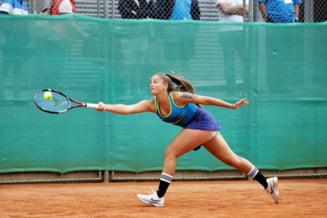 Andreea Prisacariu, o tanara speranta a tenisului romanesc, a cucerit un trofeu ITF in Tunisia
