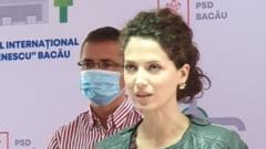 Andreea Salbaticu, noul purtator de cuvant al PSD Bacau
