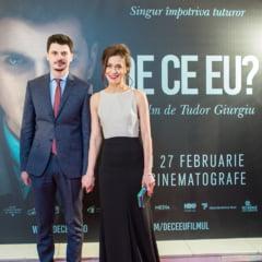 """Andreea Vasile, Dora din """"De ce eu?"""", despre un moment unic de la premiera: I se prelingeau lacrimile pe obraji Interviu"""
