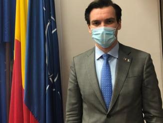 "Andrei Baciu, vicepresedinte CNCAV, despre ultimul studiu privind vaccinul AstraZeneca: ""A redus rata de spitalizare in Scotia cu 94%"""