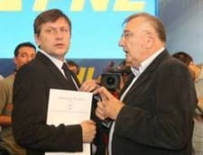 Andrei Chiliman, testul lui Crin Antonescu