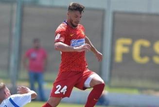 """Andrei Cordea, eroul FCSB-ului în meciul cu Șahtior: """"E o senzație care nu se poate descrie"""""""