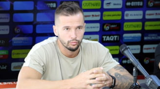 Andrei Dumitras si capitanul Andrei Burca cheama suporterii sa fie alaturi de echipa!
