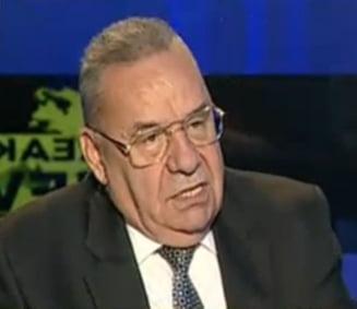 Andrei Marga: Ponta n-a spus ca-si da demisia. El Pais a relatat gresit