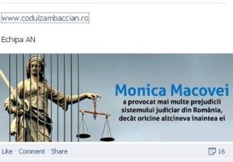 Andrei Nastase o acuza pe Monica Macovei de situatia tatalui sau