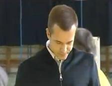 Andrei Nastase voteaza