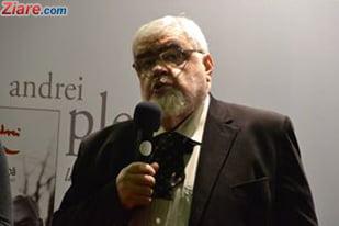 Andrei Plesu, mesaj dur pentru Ponta: Nu are nicio idee despre rolul pe care il are