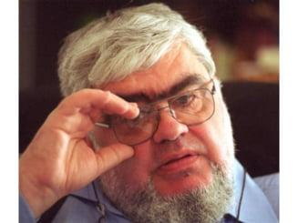 Andrei Plesu, o retragere simptomatica (Opinii)