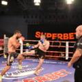 Andrei Stoica l-a spulberat pe Pavel Voronin in meciul decisiv VIDEO