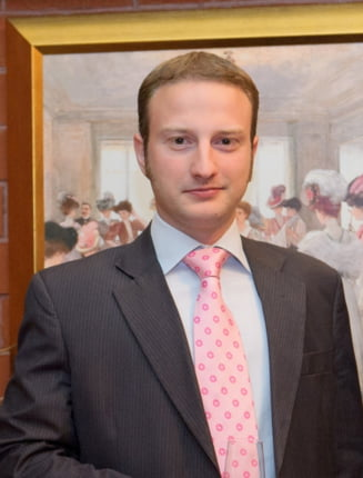 Andrei Tinu, numit de Ponta intr-o functie cu rang de subsecretar de stat