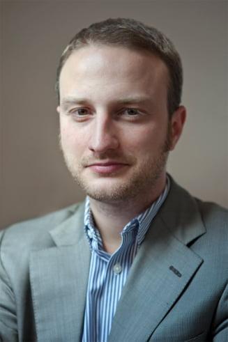 Andrei Tinu, viitorul asistent al lui Adrian Nastase la Facultatea de Drept