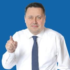Andrei Volosevici (PNL), anuntat drept castigator al Primariei Ploiesti