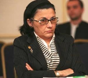 Andronescu: Liberalii nu au motive sa ne acuze de incompetenta