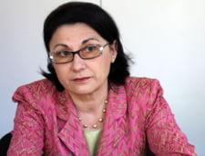 Andronescu: Posturile din invatamant, deblocate in cel mult doua saptamani