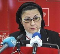"""Andronescu, surprinsa de abordarea """"tipic social-democratica"""" a lui Robert Negoita"""