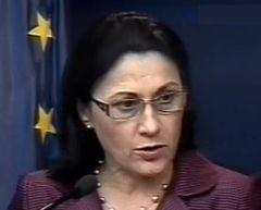 Andronescu cere sprijin pentru plata datoriilor catre constructori