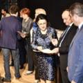 Andronescu nu a ajuns la un eveniment din Bucuresti din cauza traficului. Pe contul de Facebook scrie insa ca a fost prezenta (Foto&Video)